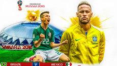 Brazil vs Mexico: Chiến thắng dành cho kẻ lì lợm