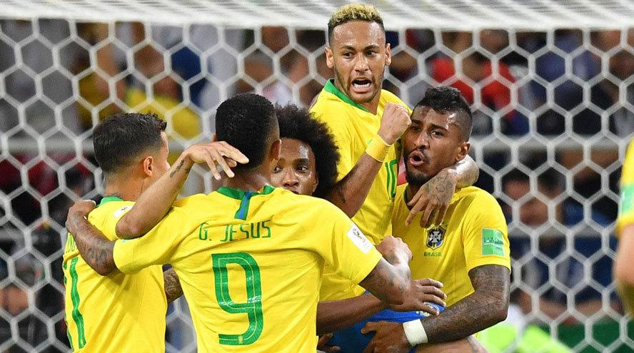 Đánh bại Mexico, Brazil sẽ không thể vô địch World Cup?