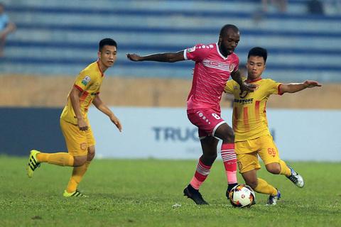 Sài Gòn 1-0 Nam Định