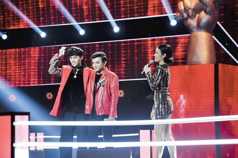 The Voice,Giọng hát Việt,Sơn Tùng,Noo Phước Thịnh,Thu Phương
