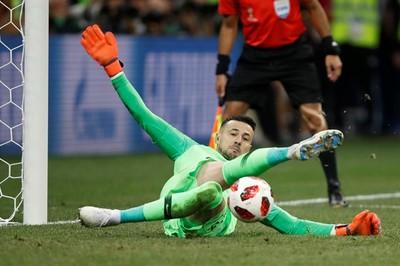 Video bàn thắng Croatia 1-1 Đan Mạch (pen 3-2)