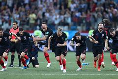 """Croatia đoạt vé tứ kết sau màn """"đấu súng"""" nghẹt thở"""