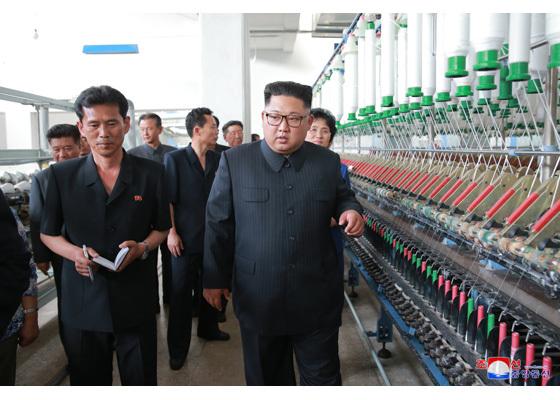 Kim Jong Un,thị sát,Sinuiju,Trung Quốc
