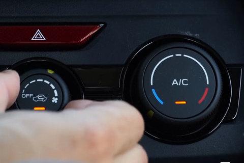 5 cách dùng điều hòa để cho xe ô tô được mát nhất trong mùa hè oi nóng