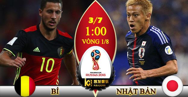 Chuyên gia chọn kèo Bỉ vs Nhật Bản: Lốc Bỉ ăn đôi