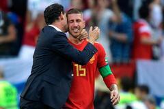 Ramos: Tây Ban Nha rời World Cup trong thế ngẩng cao đầu