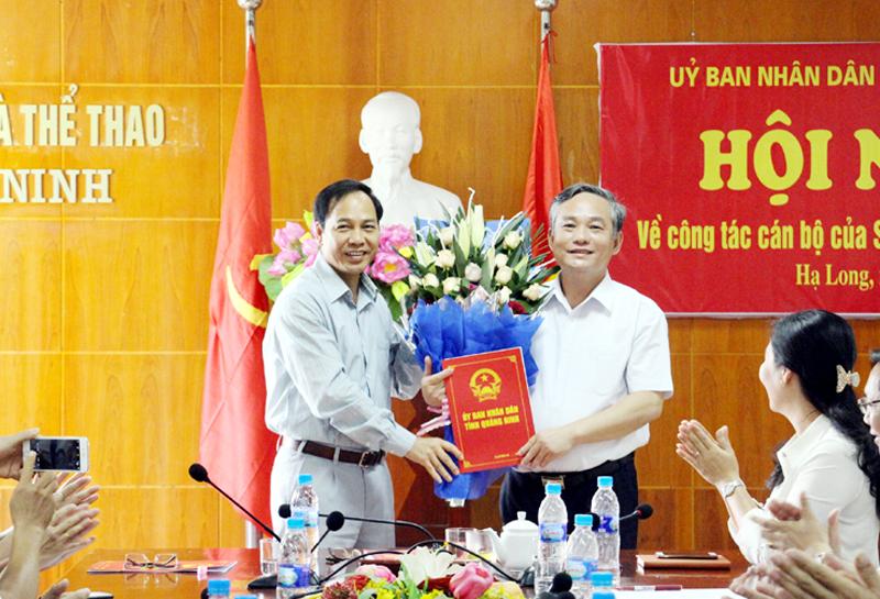 Nhân sự mới Nghệ An, Quảng Ninh, Hà Giang, Long An