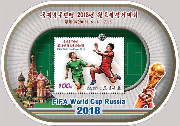 Cách độc đáo Triều Tiên kiếm lời từ World Cup
