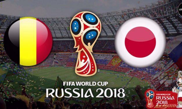 Link xem trực tiếp Bỉ vs Nhật Bản, 01h ngày 3/7