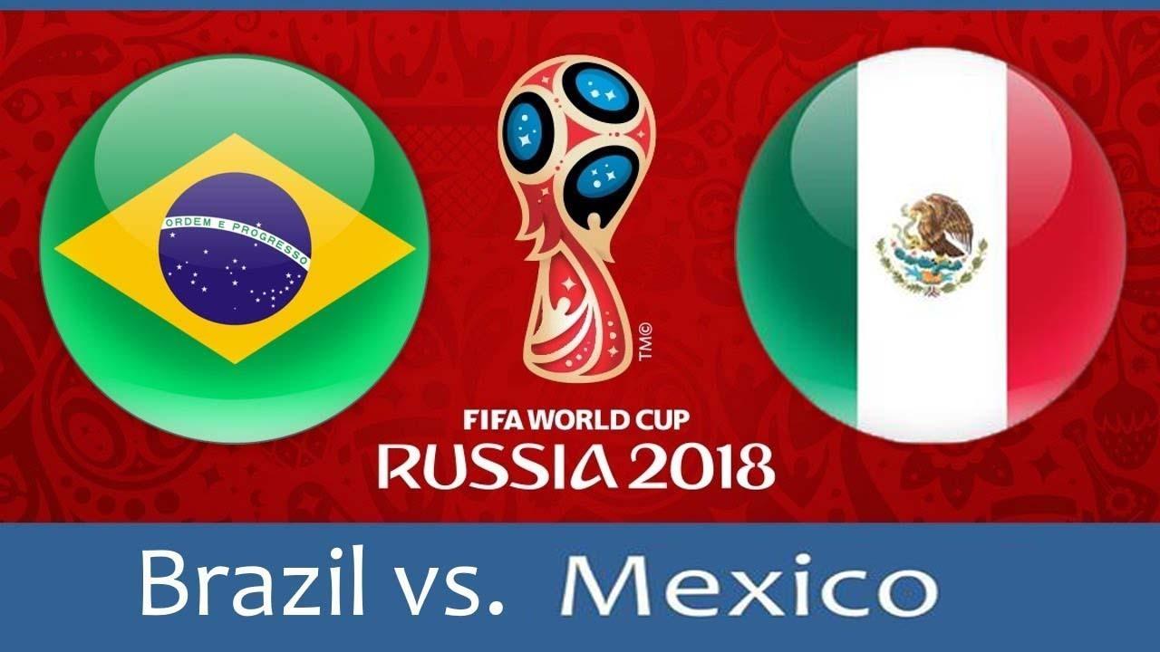 Link xem trực tiếp Brazil vs Mexico, 21h ngày 2/7