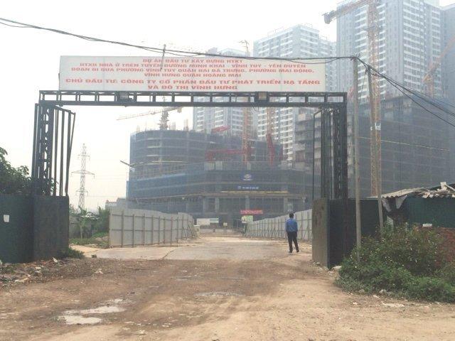 Hà Nội đổi 33,4ha đất Cầu Giấy, Từ Liêm lấy 4km đường