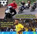 Tiễn Tây Ban Nha, ảnh chế các ngôi sao bóng đá rời World Cup ngập Facebook