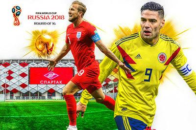 """Kèo """"thơm"""" Colombia vs Anh: Đừng tin vào Tam sư!"""
