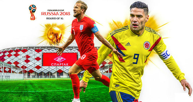 Kèo 'thơm' Colombia vs Anh: Đừng tin vào Tam sư!