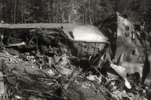 máy bay Dan-Air gặp nạn năm 1970