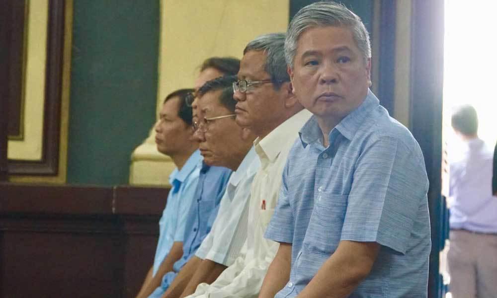 Nguyên Phó thống đốc NHNN Đặng Thanh Bình lĩnh 3 năm tù