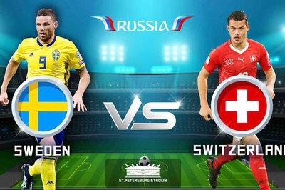 Thụy Điển vs Thụy Sĩ: Cân sức, ngang tài