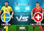 Thụy Điển vs Thụy Sỹ: Cân sức, ngang tài