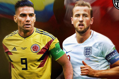 Anh vs Colombia: Tam sư khẳng định sức mạnh