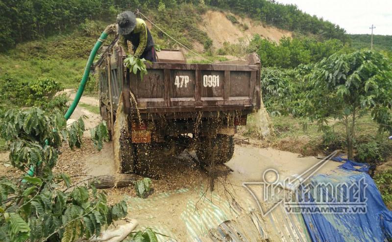 Đắk Lắk: Sông suối bị đục khoét, băm nát bởi nạn 'cát tặc'
