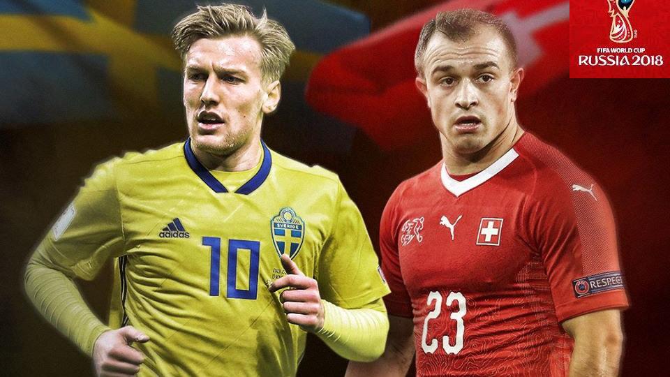 Kèo Thụy Điển vs Thụy Sĩ: Tiễn chân đàn em Ibrahimovic