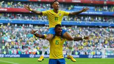 Neymar nhảy điệu samba, Brazil giành vé tứ kết