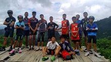 Đội bóng nhí Thái Lan được tìm thấy còn sống