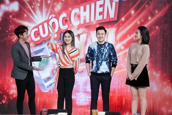 Cuộc chiến mỹ vị,Dương Triệu Vũ,Ngọc Thanh Tâm,MC Phí Linh,Minh Xù