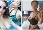 Vân Hugo, Lã Thanh Huyền khoe hình thể nóng bỏng với bikini