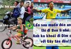 Ảnh chế Messi và Ronaldo đón Neymar bất thành tràn ngập Facebook