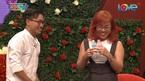 Trường quay cười nghiêng ngả vì hot boy Sài Gòn tặng quà bạn gái