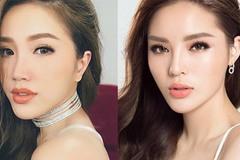 Khán giả ngày càng lú lẫn khi chứng kiến 'thuật phân thân, biến 1 thành 2' của mỹ nhân Việt lan ngày càng nhanh
