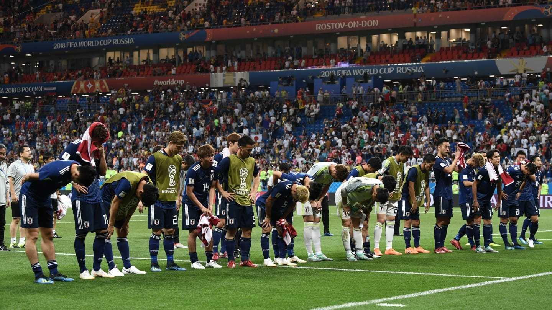 Nhật Bản thua tức tưởi: Thất vọng nhiều hơn tự hào
