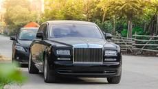 Hải quan Hải Phòng phát hiện 2 xe Rolls-Royce thuộc danh mục cấm nhập khẩu