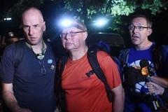 Chân dung các thợ lặn đầu tiên tìm thấy đội bóng Thái