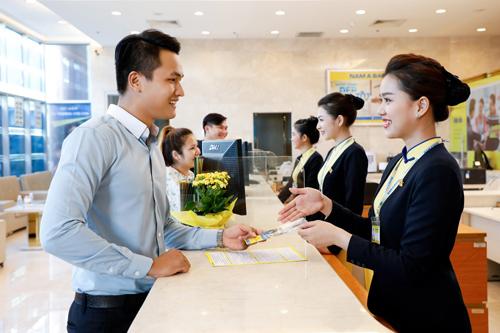 6 tháng đầu năm, Nam A Bank tăng trưởng ấn tượng