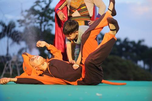 Quà hè ý nghĩa từ Trà Dr Thanh tặng trẻ em Hà Nội