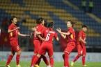 Tuyển nữ Việt Nam thắng 6 sao Indonesia trận ra quân