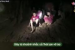 Video hành trình chạy đua nghẹt thở cứu đội bóng Thái Lan