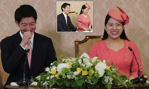 chàng trai thường dân đánh cắp trái tim công chúa Nhật