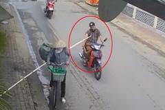 Tai nạn bất ngờ vì chở cồng kềnh trên đường