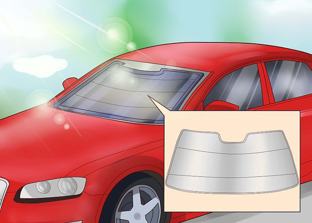 7 mẹo đơn giản bảo vệ ô tô mùa nắng nóng kỷ lục