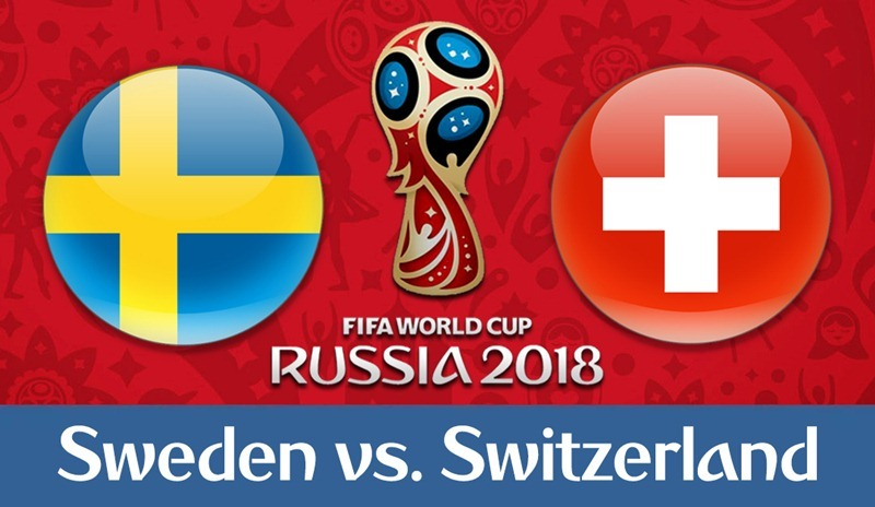 Trực tiếp Thụy Điển vs Thụy Sỹ