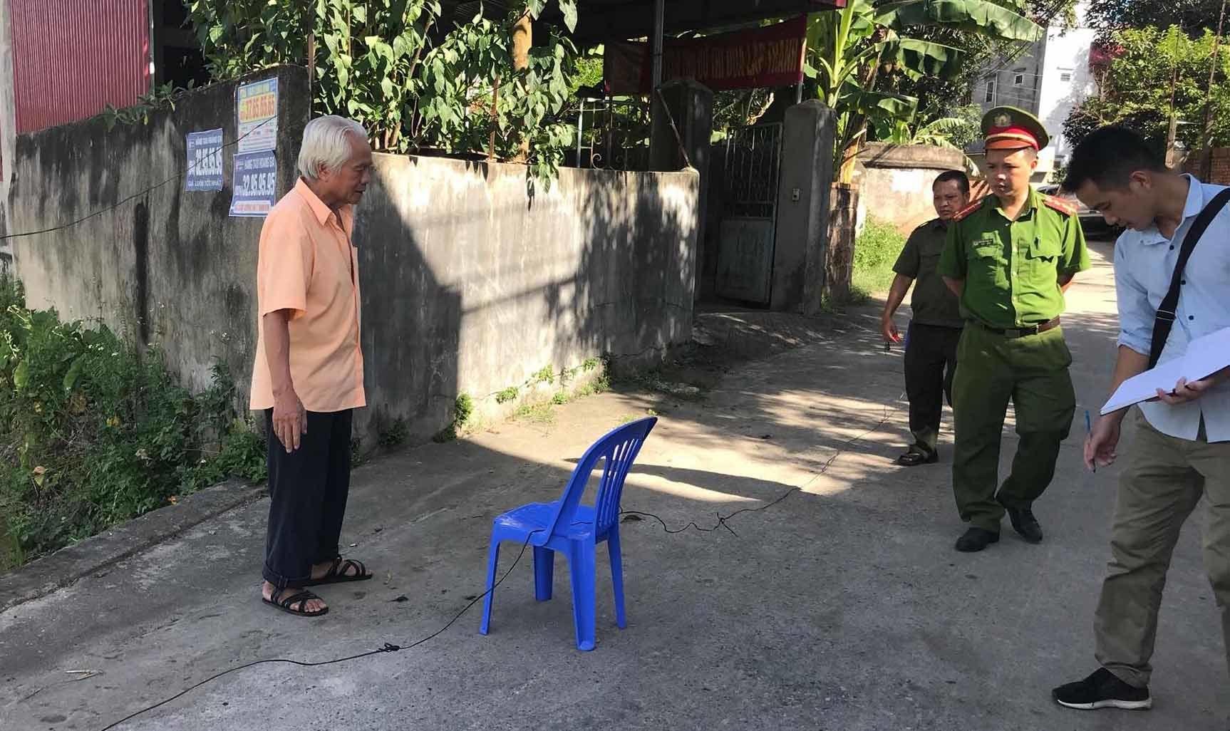 Hà Nội: Nữ nhân viên trung tâm cai nghiện bị trưởng phòng chém tử vong
