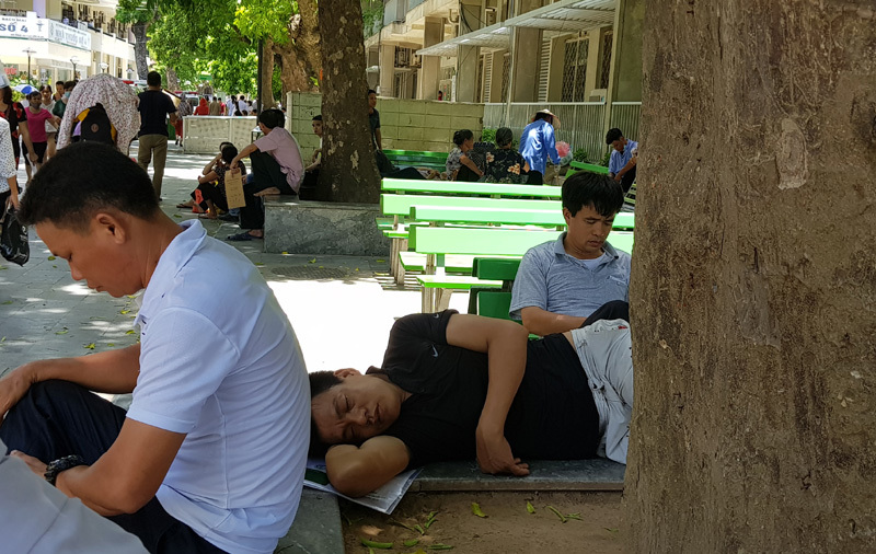 Bệnh viện Nhi Trung ương,viêm não,viêm não Nhật Bản,đột quỵ,nắng nóng
