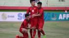 """Thắng đậm U19 Philippines, HLV Hoàng Anh Tuấn vẫn """"khát"""" bàn thắng"""