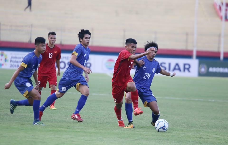 Thắng đậm U19 Philippines, HLV Hoàng Anh Tuấn vẫn 'khát' bàn thắng