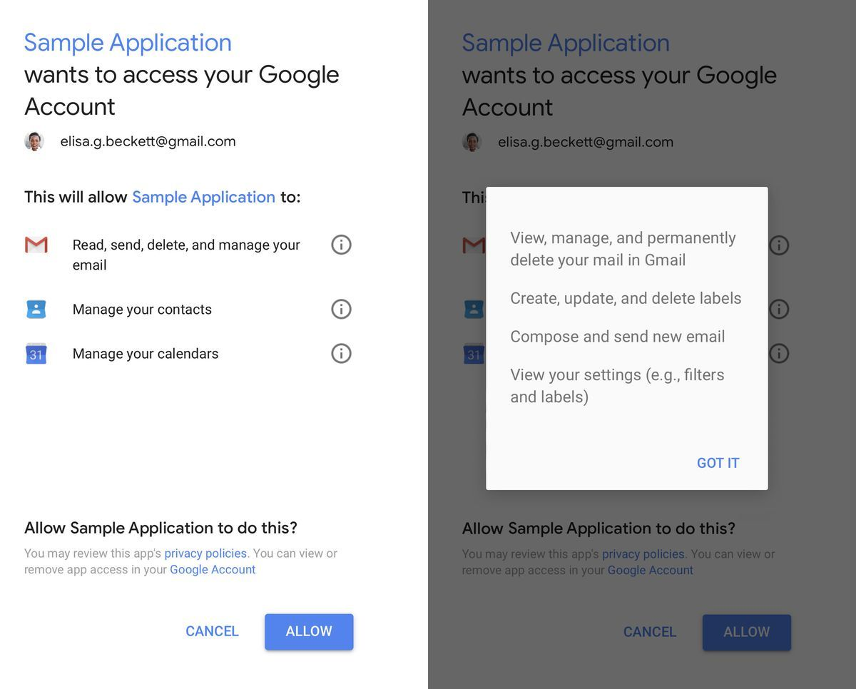 Sốc: Gmail của hàng triệu người dùng đang bị đọc trộm?