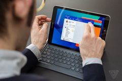 Lộ ảnh Galaxy Tab S4: Máy tính bảng cao cấp nhất của Samsung
