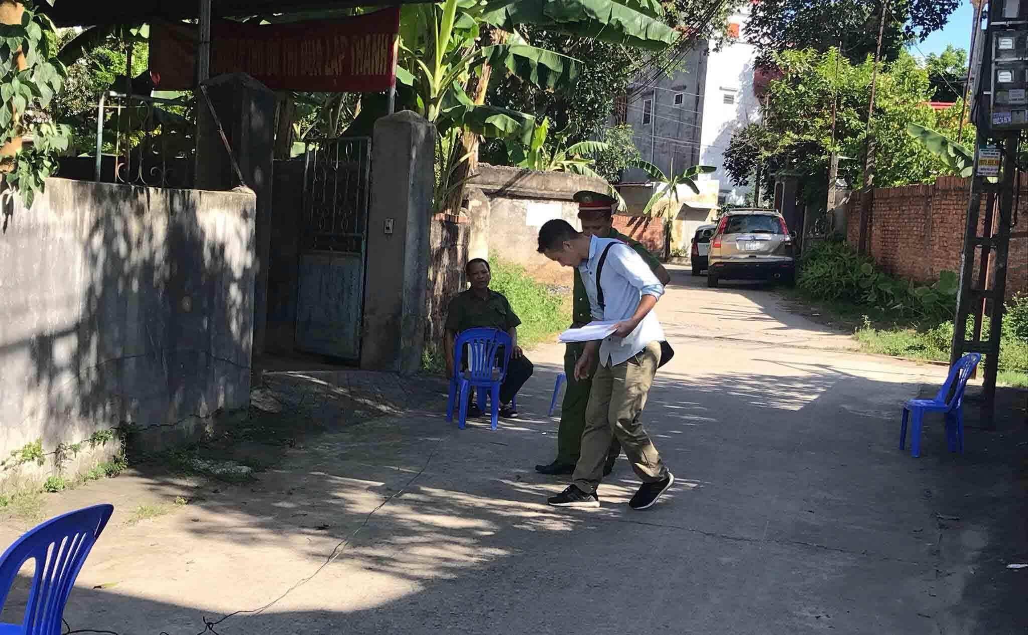 Vụ truy sát ở Sóc Sơn: Nữ nhân viên bị trưởng phòng chém tử vong
